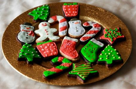 Adorable Christmas Cookies (8)